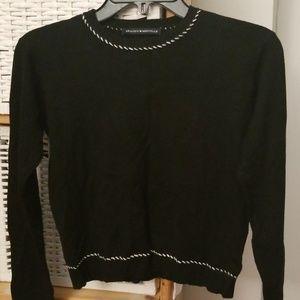 Brandy Melville sexy black sweater